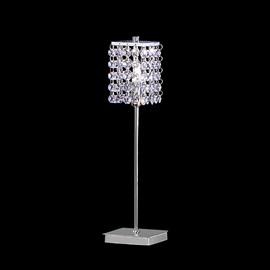 25W Modern CrystaL Shade 1 Light Lamp