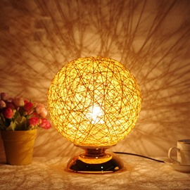 Creative Fashion Round Night Light for Home Decoration