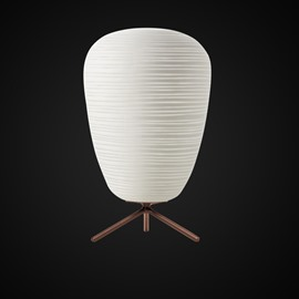 Amusing Fashion White Balloon Shape Design Home Decorative Table Lamp
