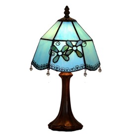 Modern and Concise Style Retro Fresh Living Room and Study Room Night Lamp