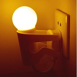 Fancy Simple Style Creative Human Shape Night LED Light