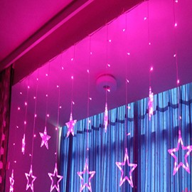 Beautiful Stars String Lighting for Decoration