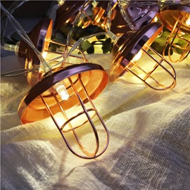 Light Cover Shape LED Light Plug Charge Home Decor