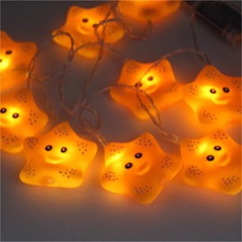Hot Selling New Style Bright Stars Home and Outdoor Decorative LED Night Light