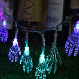 Halloween Ghost Hand Energy Saving Battery LED Lights