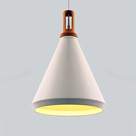 Unique Design Alloy Trumpet Shape Pendant Lights