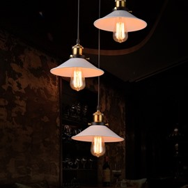 Nordic Retro Creative Bar Restaurant Loft Decoration 3-Head Pendant Lights