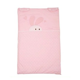 Fantastic Adorable Rabbit Stars Pink Baby Sleeping Bag