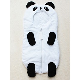 Stylish Panda Shape Cotton Baby Sleeping Bag