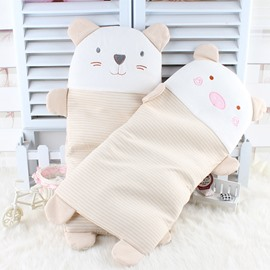Super Cute Piggy Design 100% Cotton Baby Pillow