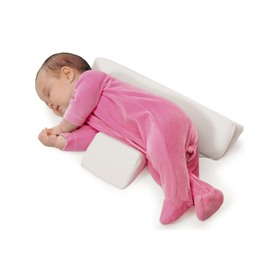Infant Corrective Cotton Pillow To Prevent Flat Head Syndrome Anti-roll Side Sleeping Pillow