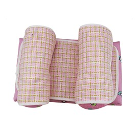 Infant Anti-flat Head Mat & Cotton Adjustable Dual-use Shaping Pillow