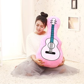 Creative Guitar Shape Soft and Breathable Plush Baby Toy