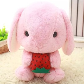 Pink Cute Creative Rabbit Soft and Breathable Plush Baby Toy