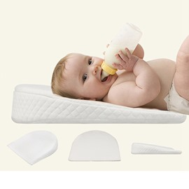 Anti-Spit Milk Infant's Head Shaping Protective Baby Pillow