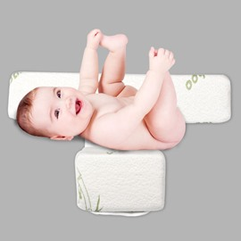 Newborns Baby Side Support Adjustable Sleep Pillow