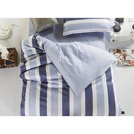 Simple Style Stripes Pattern Cotton Kids 3-Piece Duvet Cover Sets