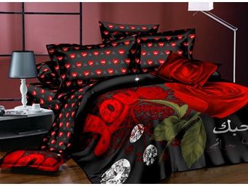 unique design 3d bedding 3d comforter covers sets online. Black Bedroom Furniture Sets. Home Design Ideas