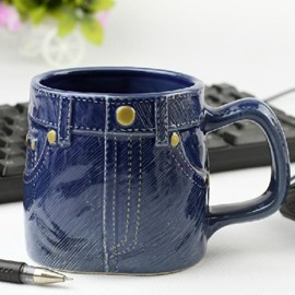 Fantastic Design Delicate Jeans Coffee Mug