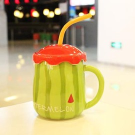 Top Quality Wonderful Watermelon Creative Mug