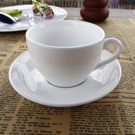 Cappuccino European Style Ceramic Pure Color Coffee Mug