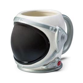 Creative Astronaut Helmet 3D Molded Ceramic Coffee Mug