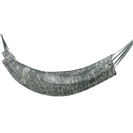 Easy Taking Ventilated Camouflage Mesh Hammock