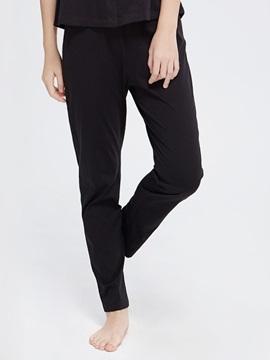 Super Comfortable Soft Cotton Material Women's Pants Home Dress