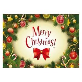 New Arrival Amazing Merry Christmas Non-slip Doormat