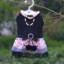 Pretty Autumn and Spring Princess One-Piece Dress