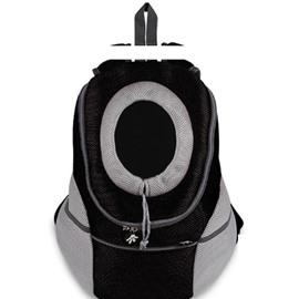 Outdoor Mesh Material Travel Backpack Adjustable Dog Carrier