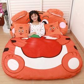 Super Soft Cute Tiger Lazy Sofa Tatami Seat