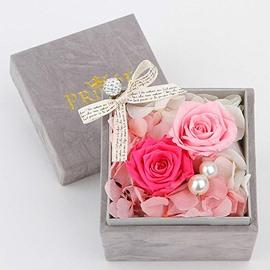 Charming Forever Rose Design Valentine or Birthday Gift