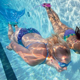 Creative Design Adult Mermaid Tail Fin Flipper