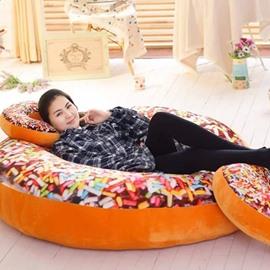 Huge Doughnut Design Lazy Sofa Tatami Seat