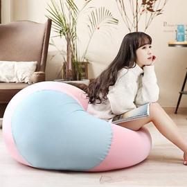 Soft Ball Design Collapible Bean Bag Chair
