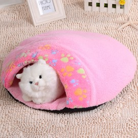 Comfortable Waterproof Sleeping Warming Pet For Cat Bed