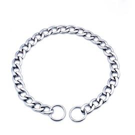Chain Dog Training Choke/Collar for Pet