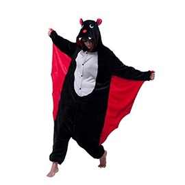 Animal Batman Cosplay Costume for Women&Men Adult Pajamas