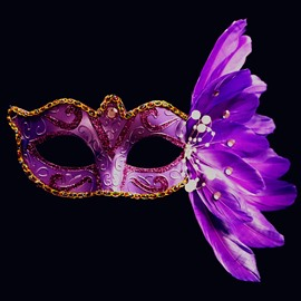 Women's Masquerade Party Decorative Mask Party Halloween