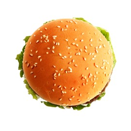 3D Hamburger Pattern Removable Mouse Pad Desk Stickers