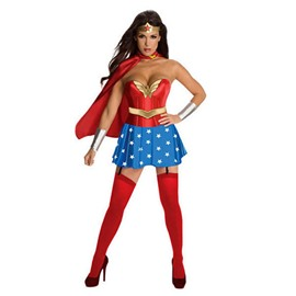 Halloween Costume Wonder Women Cosplay Party Cloth