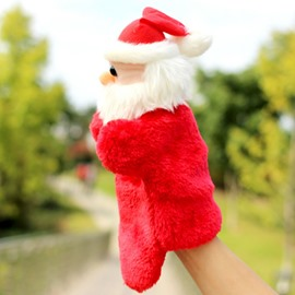 Hand Dolls Plush Toy Adult Child Christmas Gift