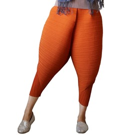 Fashion Fried Chicken Pants Leggings Oversized Elastic Waist Harem Pants