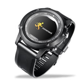 Blood Oxygen Tracker Heart Rate Monitor All Compatible Smart Watch