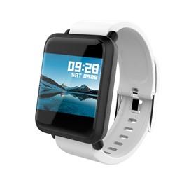 Passometer Calorie Counter Heart Rate Tracker Waterproof Smart Watch