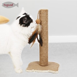 Cat Grab Pillar Cat Furniture Yellow Sword Cat Grinding Toy
