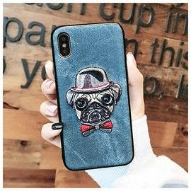 Fashion Super Cute Protective Soft Phone Case for iPhone