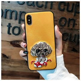 Super Fashion Cute Protective Soft Phone Case for iPhone