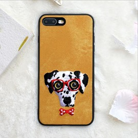 Creative Cute Animal Design Protective Phone Case for iPhone